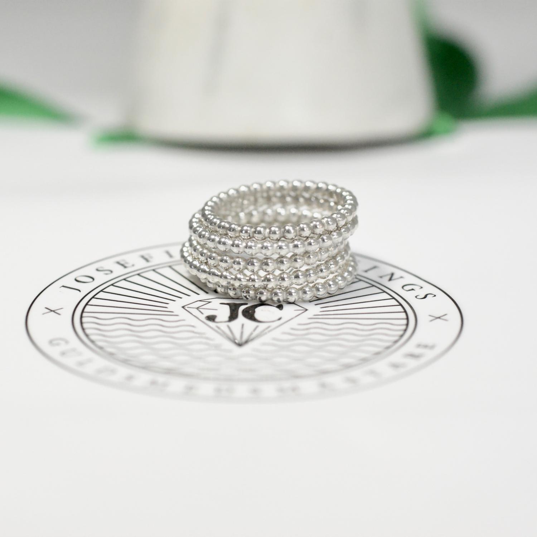 Dewdrop Ring Medium