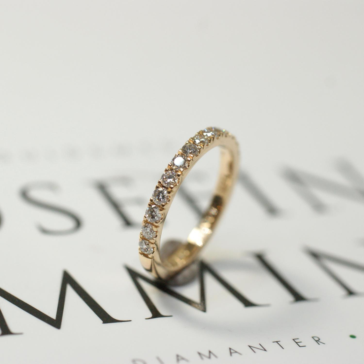 Diamond Band (0,26 ct)
