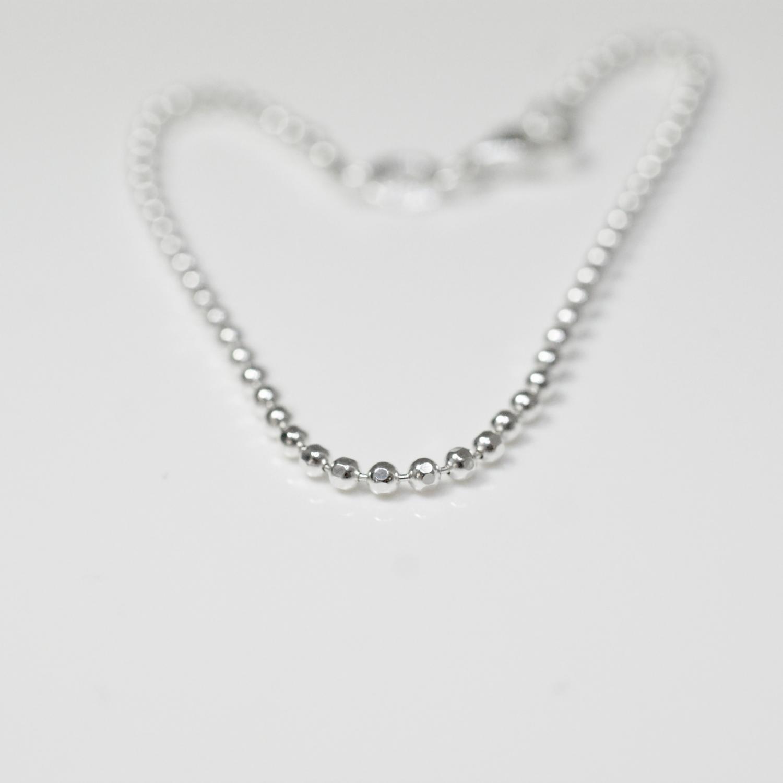 Facet Dewdrop Bracelet