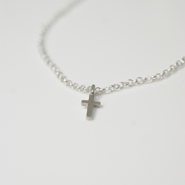Everyday Cross Bracelet