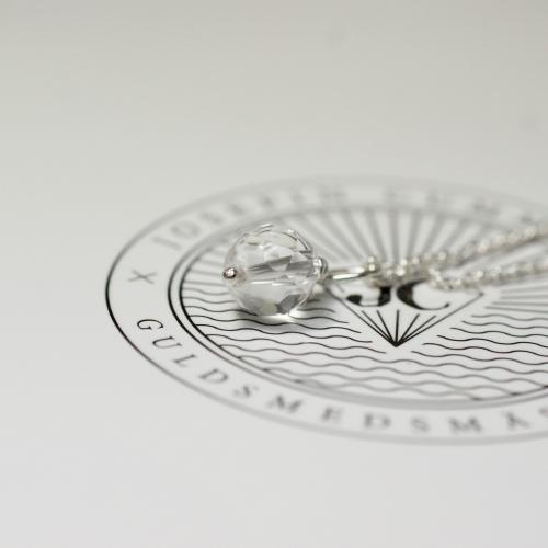 Clear Crystal Single Bracelet