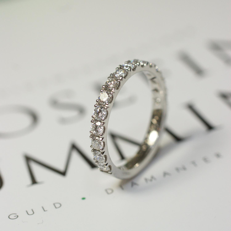 Diamond Band (0,77 ct)