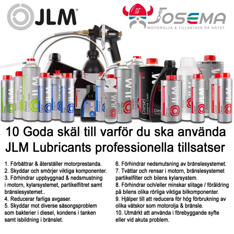 JLM LUBRICANTS TILLSATSER