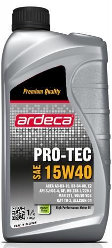 Ardeca Pro-Tec 15W40 1 Liter - Josema