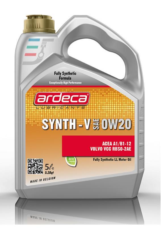 ARDECA SYNTH V 0W20 5L - MOTOROLJA