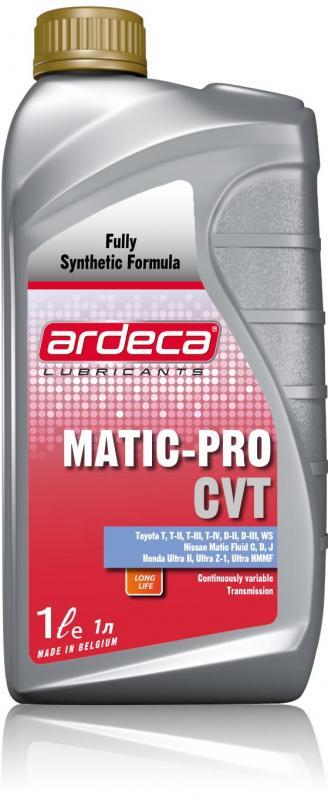 Ardeca Matic Pro CVT 1 Liter - Josema