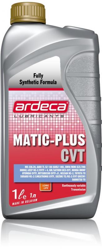 Ardeca Matic Plus CVT 1 Liter - Josema