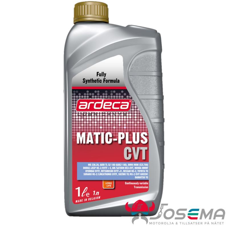 ARDECA MATIC PLUS CVT - CVT OLJA