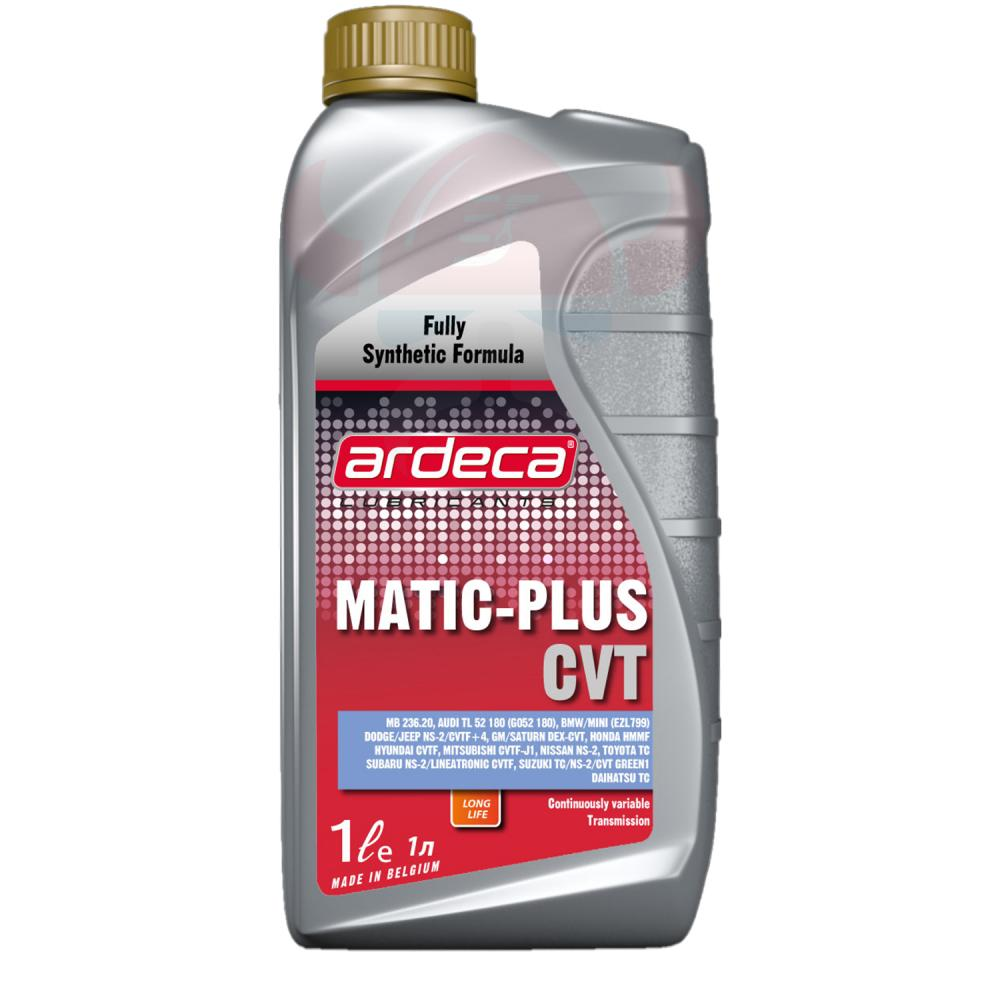 Ardeca Matic Plus CVT_ul
