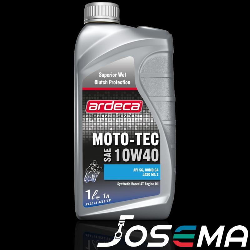 Mc olja 10W-40, motorcykelolja 10w40, motorcykel olja, josema.se
