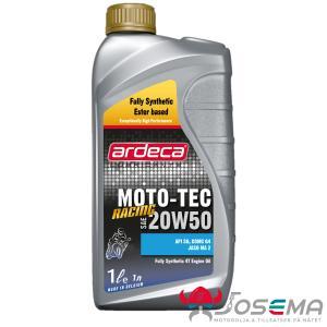 MC OLJA 20W50 1L - ARDECA MOTO-TEC 20W50