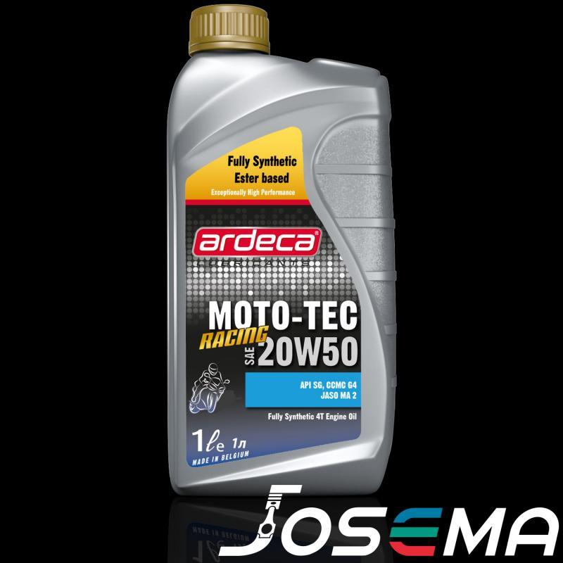 MC olja 20W-50, racing olja motorcykel, motorcykelolja 20w50, josema.se