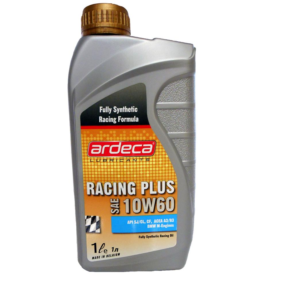 ARDECA RACING PLUS 10W60 1 LITER_UL