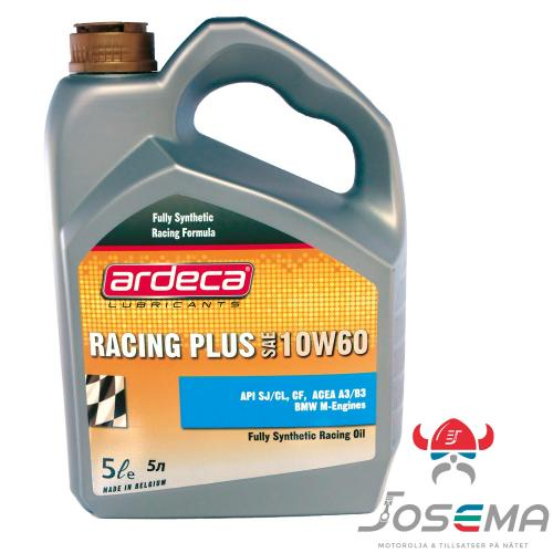 10W60 olja - Ardeca Racing Plus 10W60 5 Liter