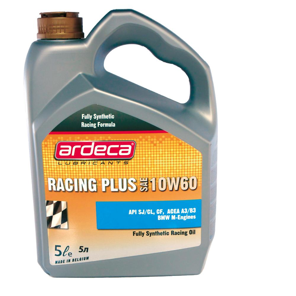 BMW M olja 10W60 - Ardeca Racing Plus 10W60 5 Liter