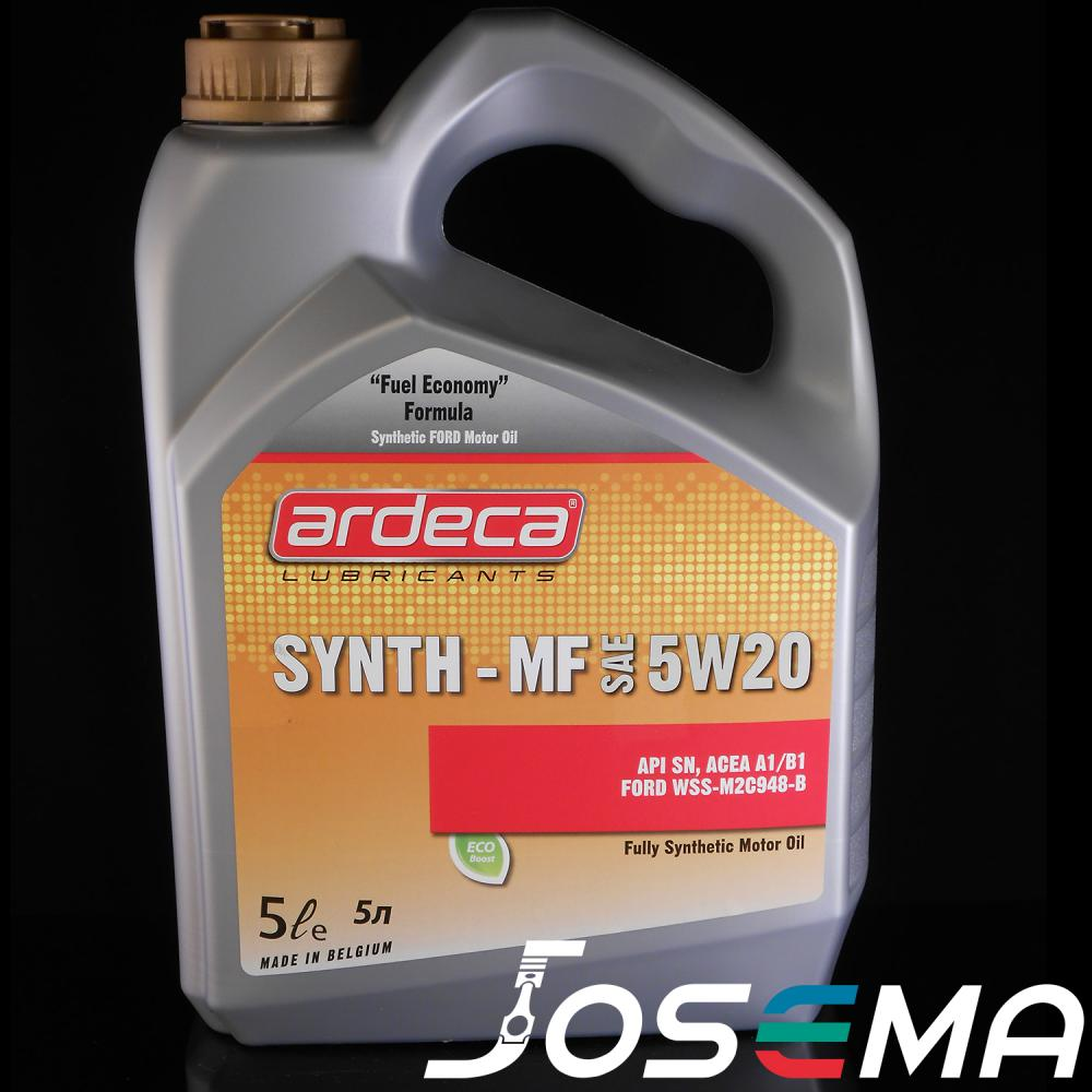 Ardeca Synth MF 5W-20 5 Liter - EcoBoost
