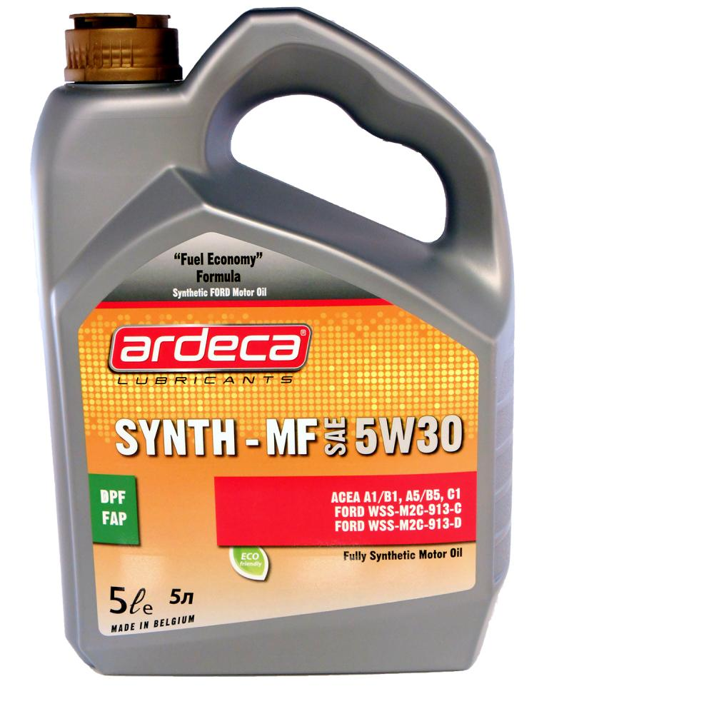 Ford Olja 5 liter Ardeca Synth MF 5W30
