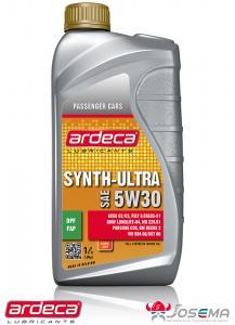 Ardeca Synth-Ultra 5W30 1 Liter. Motorolja av bästa kvalitet. Longlife 3 olja.