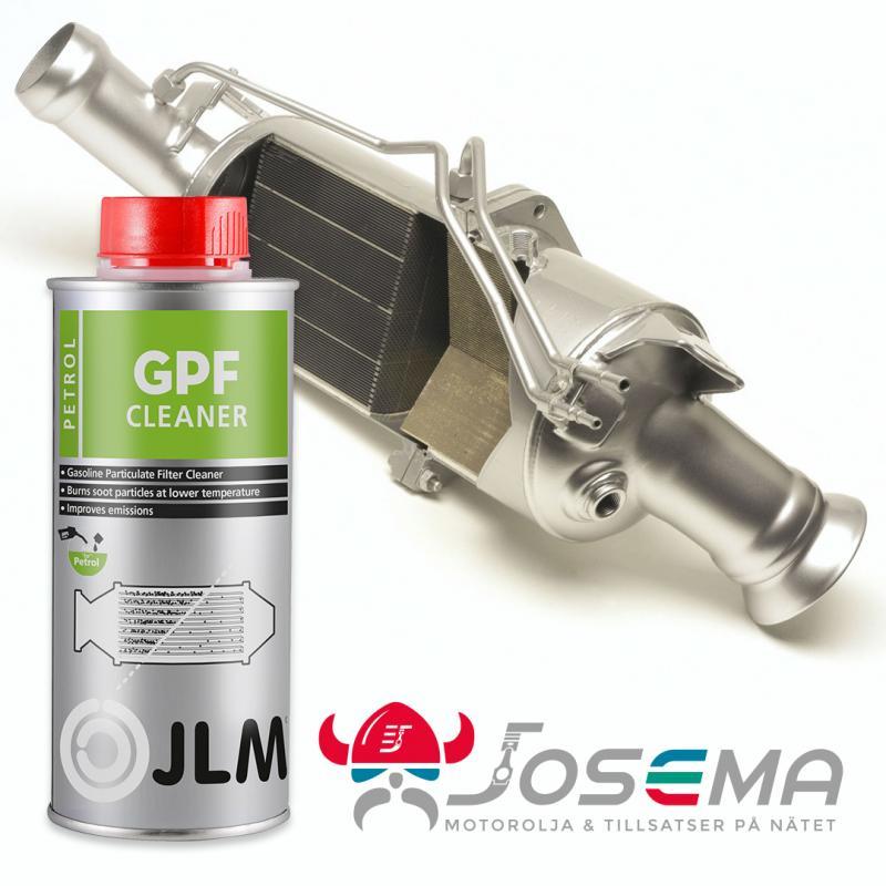 bensinpartikelfilter rengöringsmedel på Josema