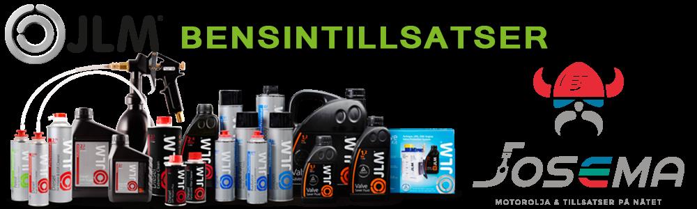 bensintillsatser, JLM bensintillsatser, bensintillsats, josema.se