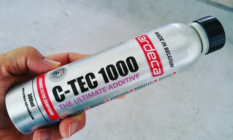 ARDECA C-TEC 1000 MOTORTILLSATS