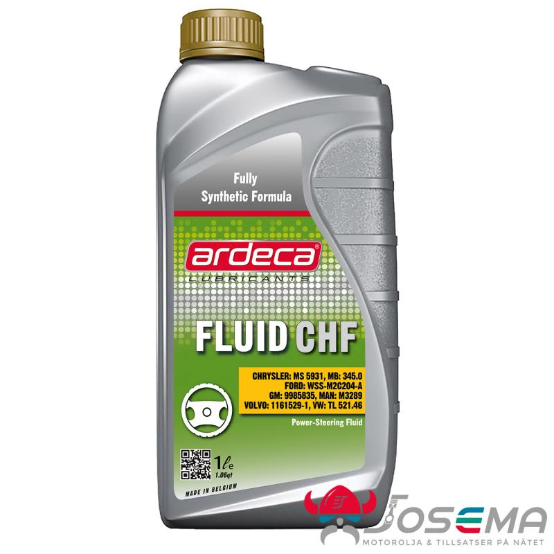 Styrservoolja CHF - Ardeca CHF Fluid