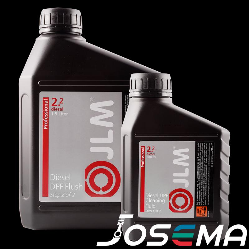 JLM Diesel DPF Cleaning and Flush Pack J02230
