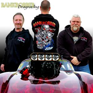 Bankrobber Dragracing Hoodies
