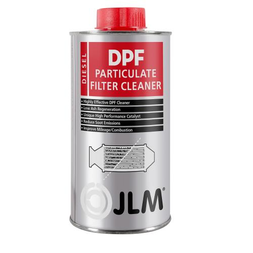 JLM Lubricants J02210 Diesel Partikelfilter Cleaner - Josema