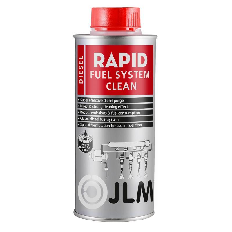 JLM Lubricants J02330 Diesel Rapid Flush System Cleaner - Josema