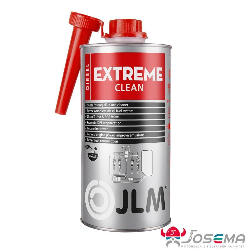 diesel extreme cleaner rengör effektivt dieselmotor mot sot, dålig tomgång, dålig prestanda