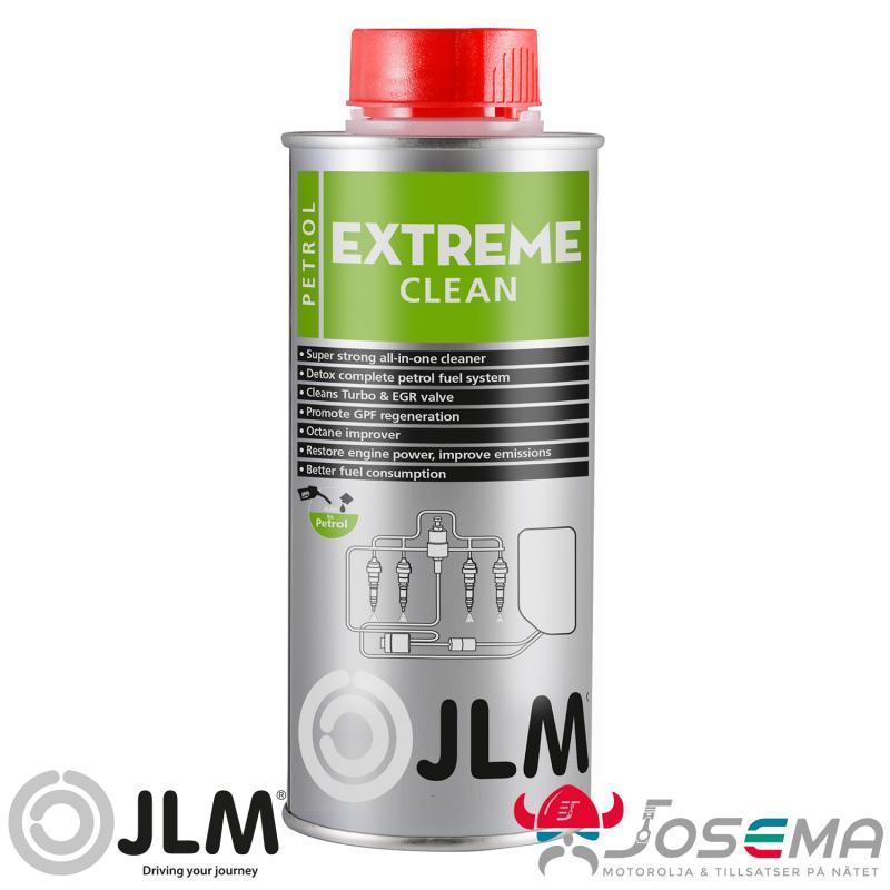 Extrem bensinbränslesystem rengöring - JLM Petrol Extreme Clean