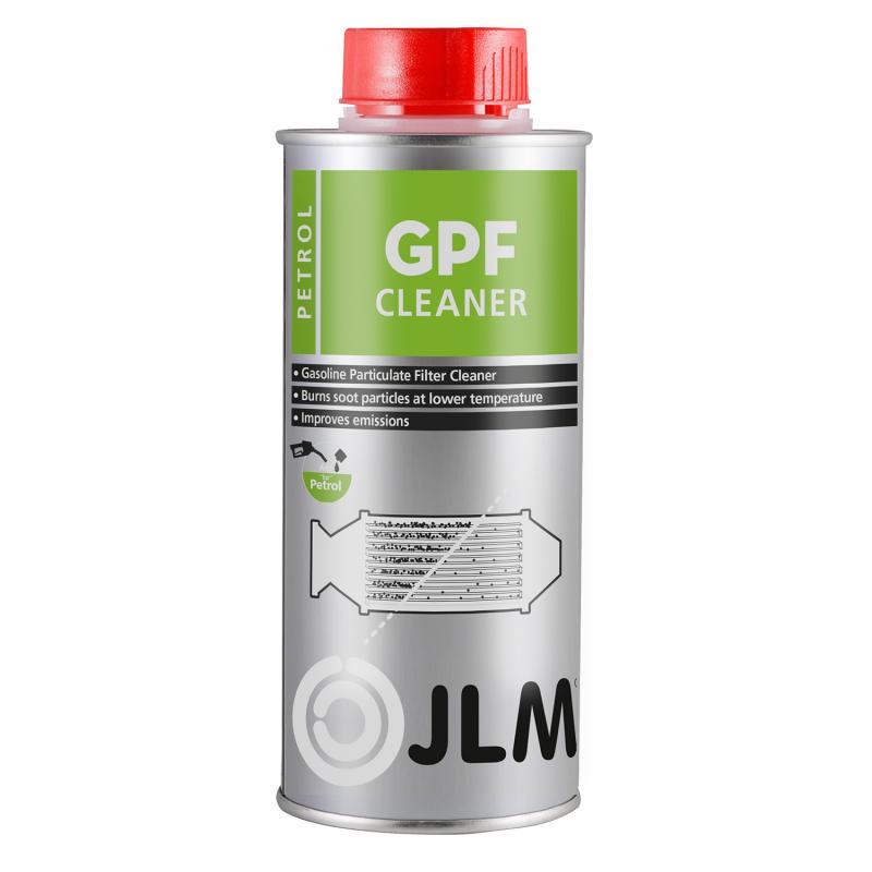 Bensin Partikelfilter Rengöring - JLM Petrol GPF Cleaner 250ml