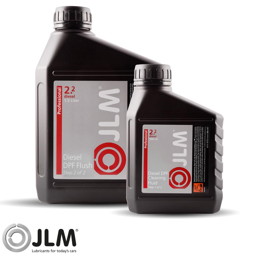 JLM Diesel DPF Cleaning & Flush Pack