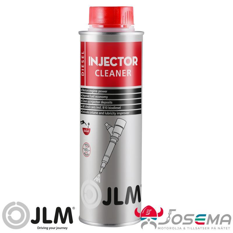 jlm diesel injector cleaner, rengör insprutare och diesel bränslesystemet