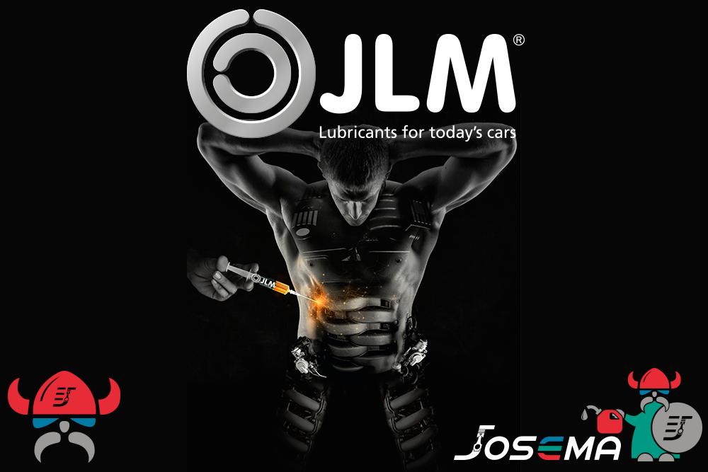 JLM Lubricants på Josema