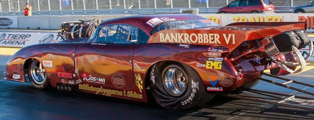 Bankrobber Dragracing - Josema Sponsor 2016-2017