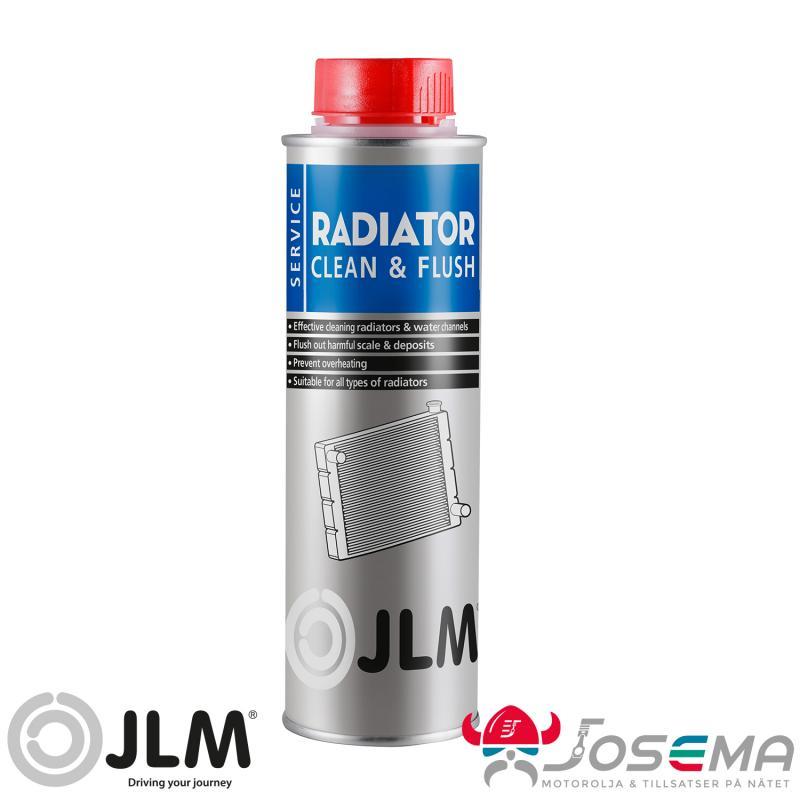 JLM Kylarrengöring för att spola rent bilens kylare från smusts