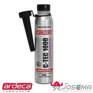 Ardeca C-Tec 1000 minskar friktionen i motorn samt skyddar motorns inre delar.