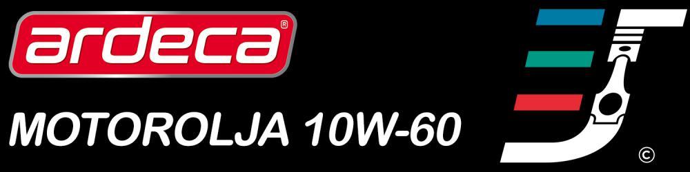 Motorolja 10W-60, olja 10w60