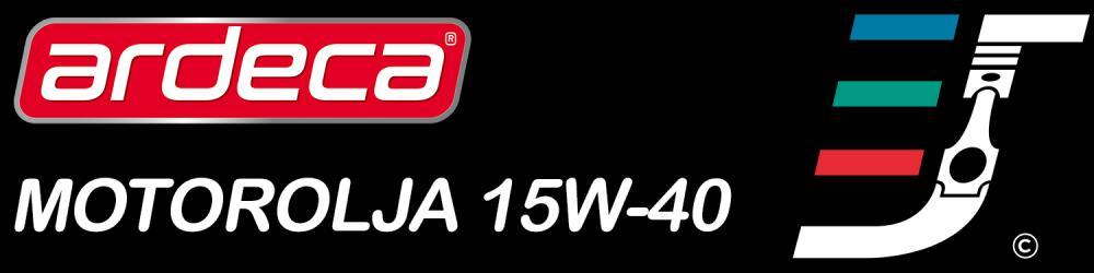 Motorolja 15W-40, olja 15w40