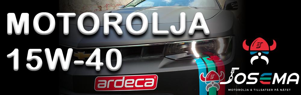 Köp 15w40 olja billigt online på josema.se