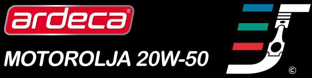 Motorolja 20W-50, olja 20w50