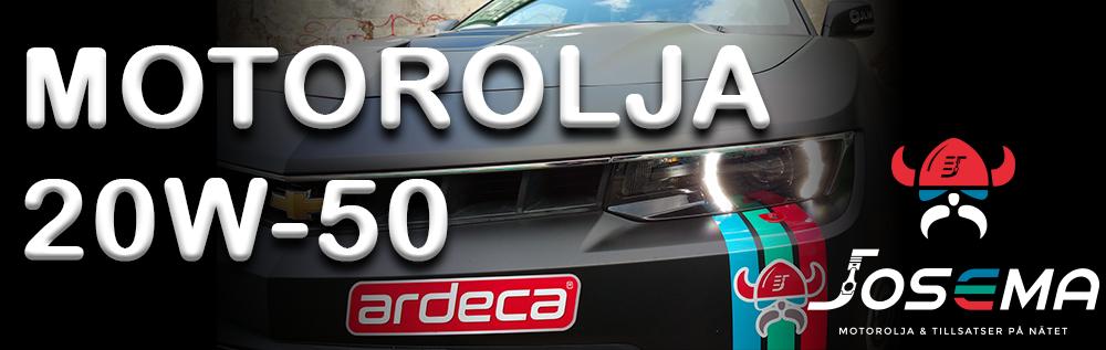 Köp 20w50 olja billigt online på josema.se