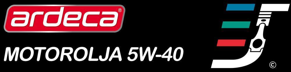 Motorolja 5W-40, olja 5w40