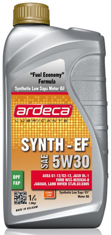 Ardeca Synth EF 5W30 1 Liter - Josema