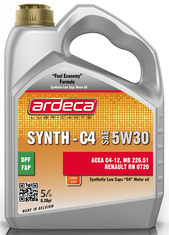 Ardeca Synth C4 5 Liter - Josema