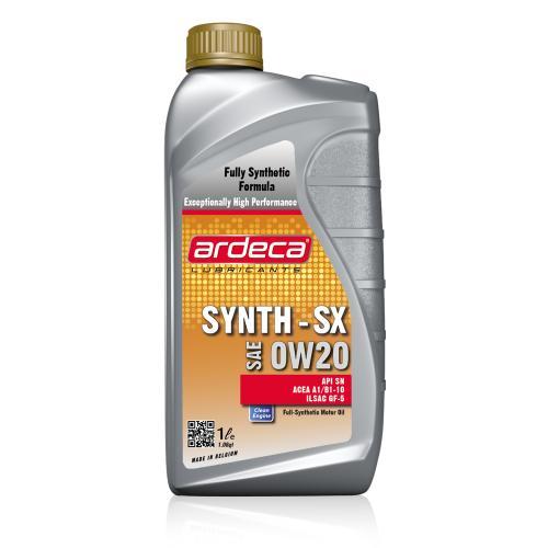Ardeca Synth SX 0W20 1 Liter - Josema