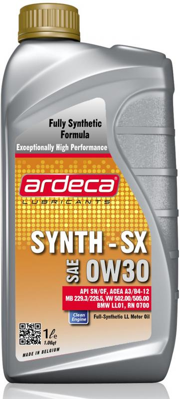 Ardeca Synth SX 0W30
