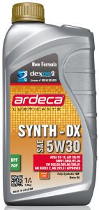 Ardeca Synth DX 5W30 1 Liter - Josema